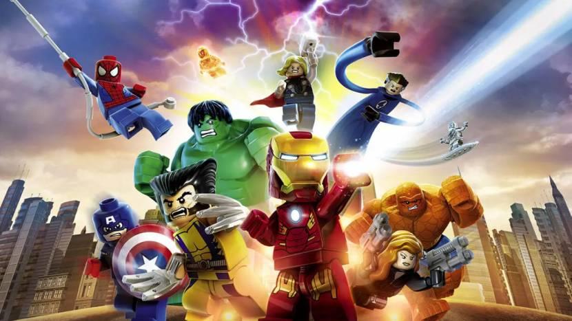 REVIEW | LEGO Marvel Super Heroes voor Switch