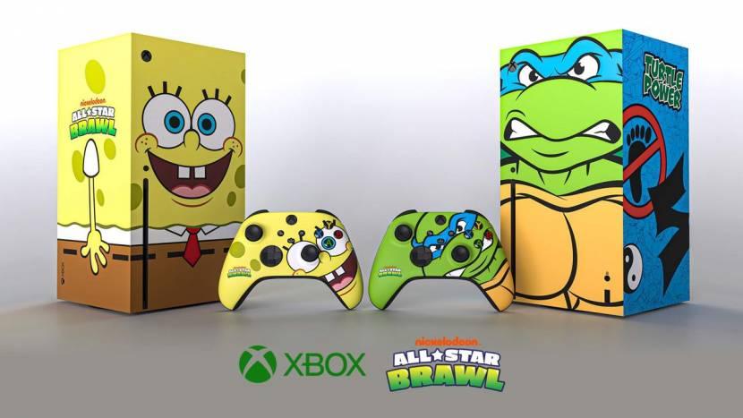 SpongeBob Xbox is er klaar voor