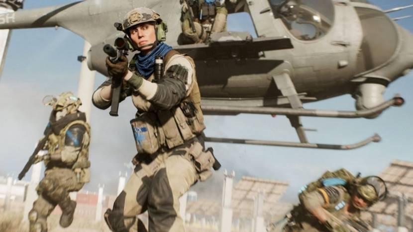 Battlefield 2042: Hazard Zone onthuld