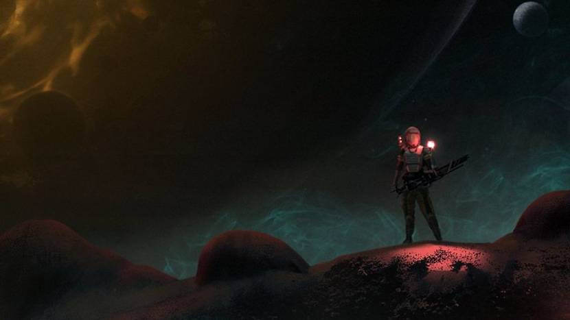 Splash Damage werkt aan een nieuwe sci-fi game