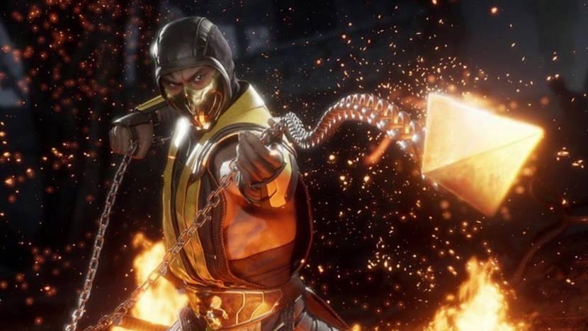 """Video van 30 jaar oud toont de geboorte van iconische Scorpion """"Get over here"""" move"""
