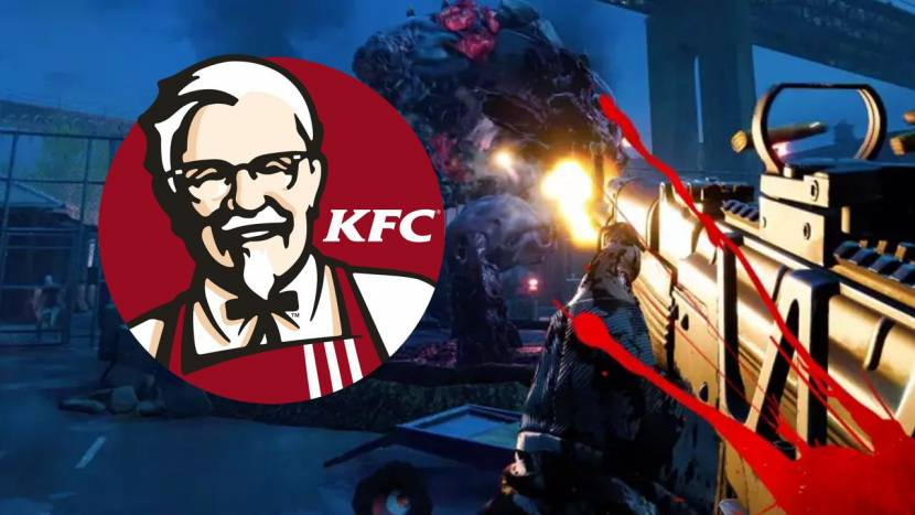 KFC en ontwikkelaar Back 4 Blood maken ruzie (maar niet echt)