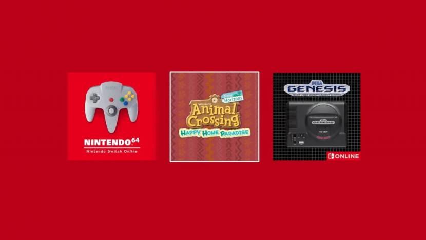 Nintendo doet Expansion Pack van Switch Online uit de doeken