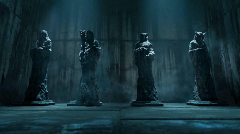 Ook Gotham Knights krijgt story trailer
