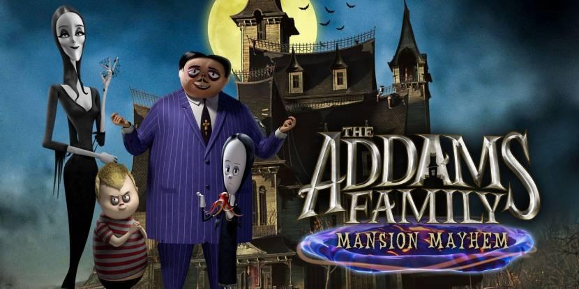 REVIEW |The Addams Family: Mansion Mayhem is een gruwelijk slecht spel