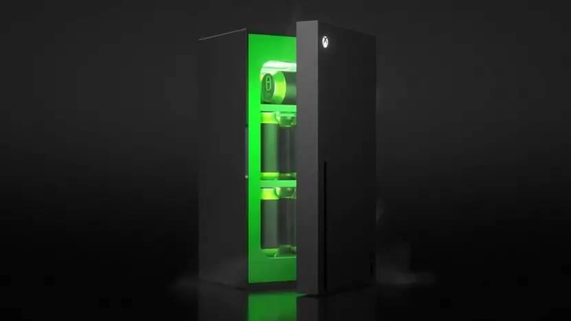 Xbox mini-koelkastjes verschijnen in december: wel in Nederland, voorlopig niet in België