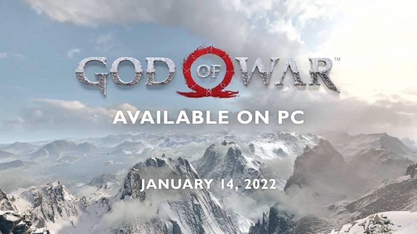 God of War komt naar Steam