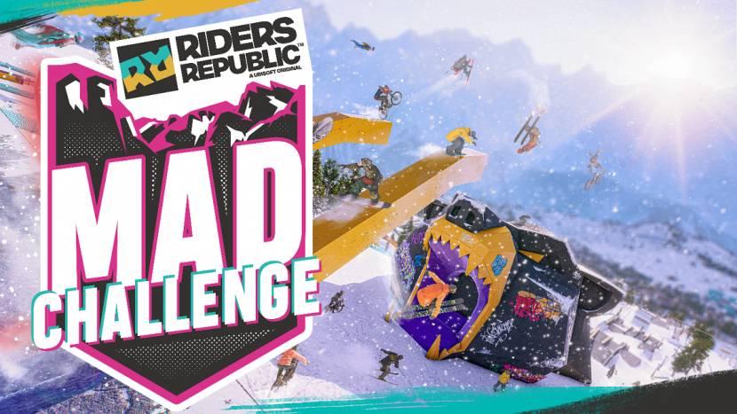 Riders Republic vanaf morgen week gratis te spelen