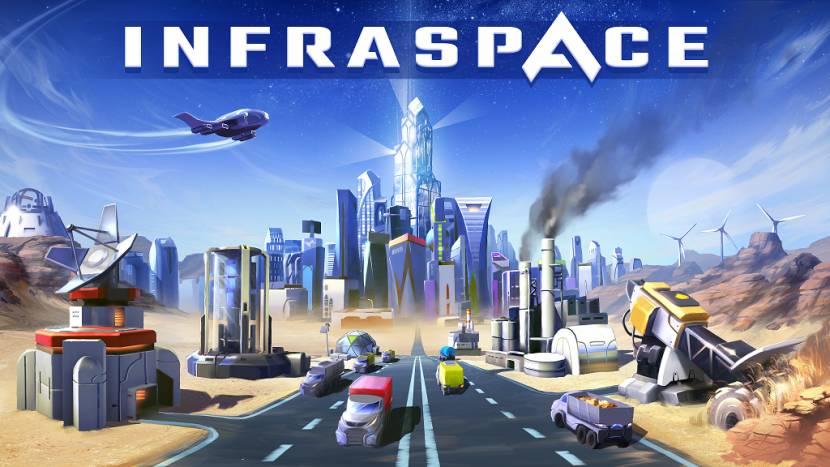 PREVIEW | Indie Flash - InfraSpace laat de tijd voorbijvliegen