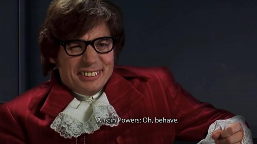 Hilarische video van Austin Powers in Mass Effect gaat viraal