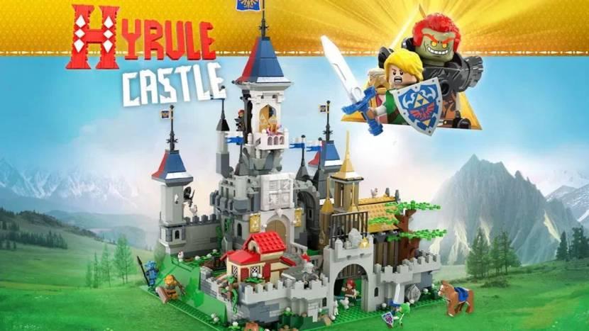 LEGO zegt nee tegen The Legend of Zelda set