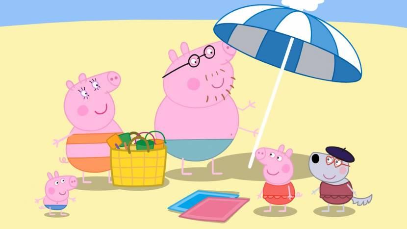 Peppa Pig game nu beschikbaar