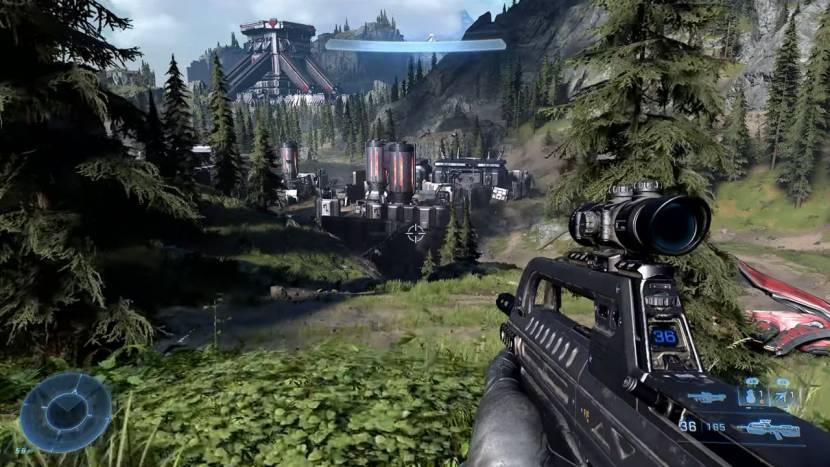 Singleplayer campaign van Halo Infinite laat zich eindelijk nog eens zien