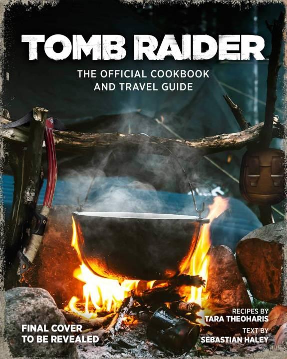 Tomb Raider kookboek op komst