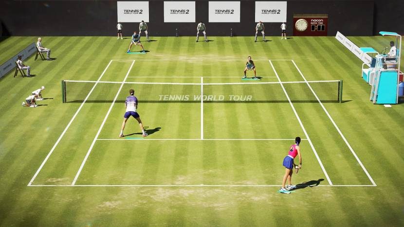 REVIEW | Tennis World Tour 2 - Complete Edition slaat een dubbele fout