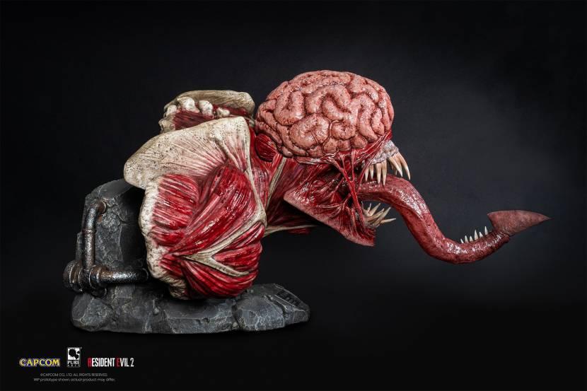 Levensgroot Resident Evil Licker statue kost je 900 dollar