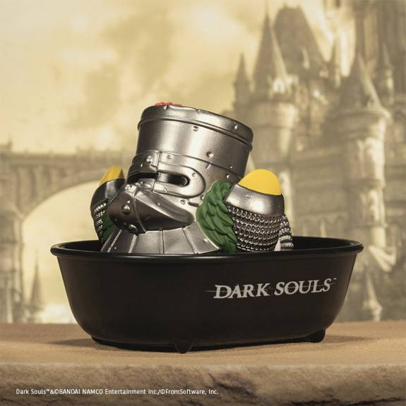 Dark Souls badeendjes op komst