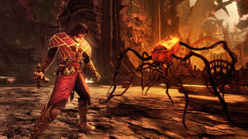 PILE OF SHAME | 93. Castlevania: Lords of shadow (2010)