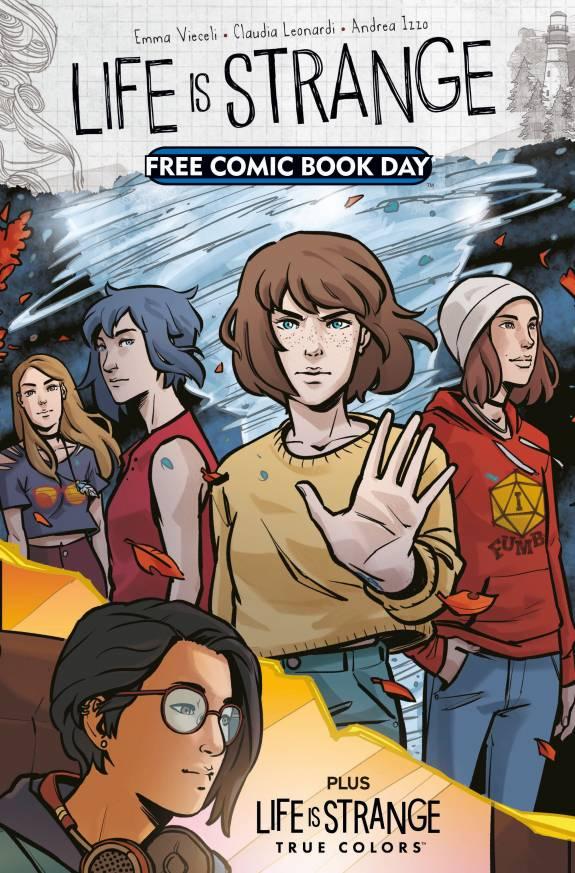 Life is Strange: True Colors krijgt gratis prequel comic