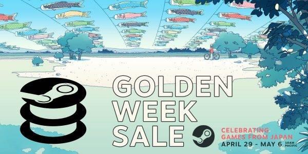 Donderdag start Golden Week Sale op Steam