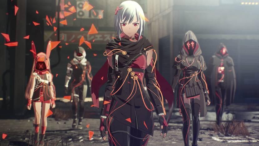 HANDS-ON PREVIEW | Scarlet Nexus is een typische action RPG