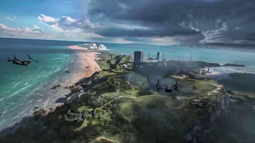 Eerste beelden van Battlefield 6 gelekt?