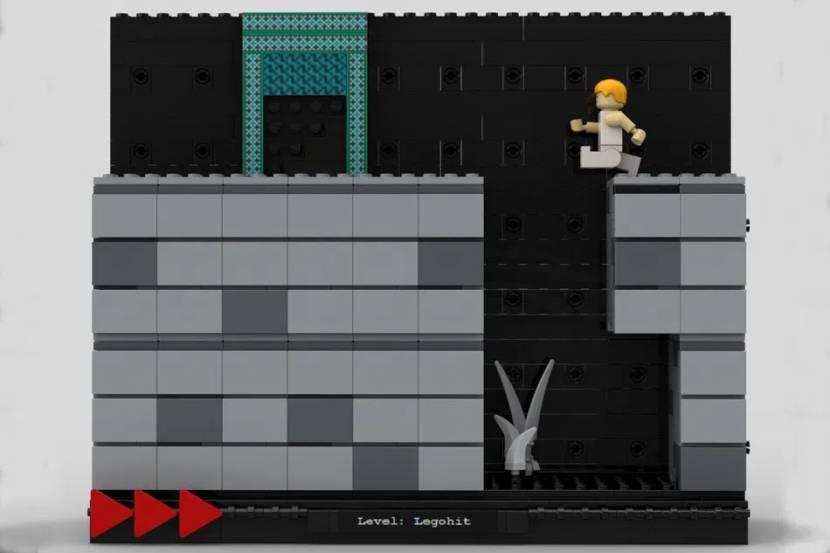 Is dit LEGO-ideetje gebaseerd op oude Prince of Persia game binnenkort echt te koop?
