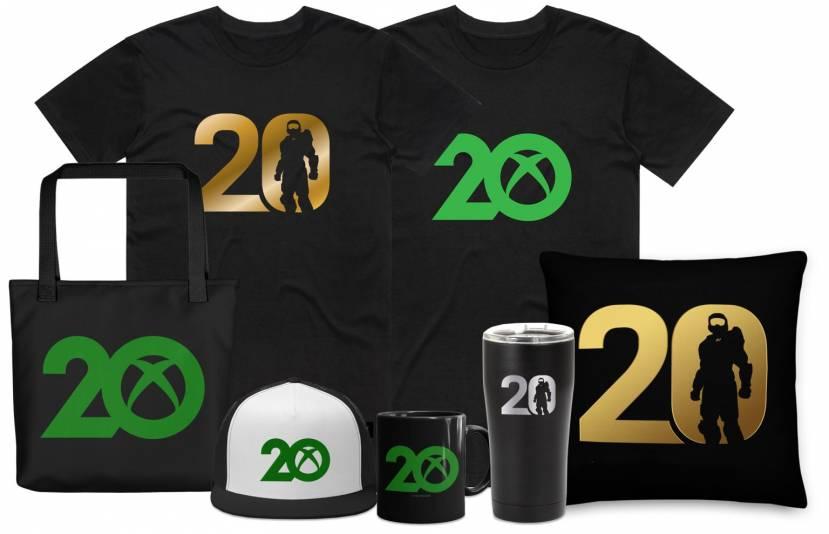Xbox heeft grote plannen voor twintigste verjaardag
