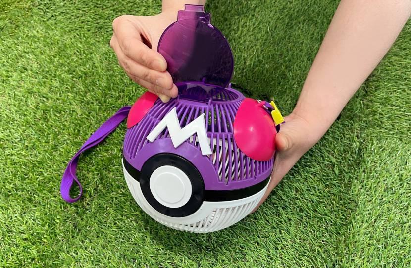 Deze speciale Poké Balls keren terug naar de roots van Pokémon