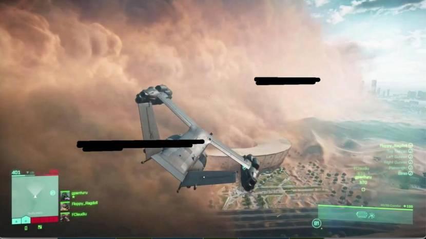 Gameplay screenshots Battlefield 6 gelekt