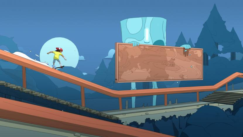 HANDS-ON PREVIEW | OlliOlli World