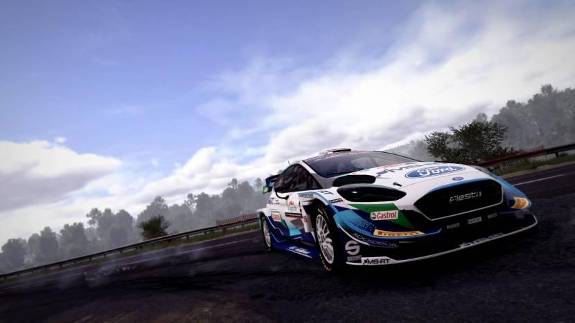 HANDS-ON PREVIEW   WRC 10 gaat de historische toer op