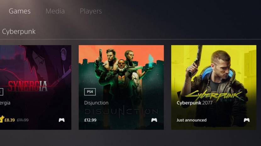 Cyberpunk 2077 duikt weer op in PlayStation Store