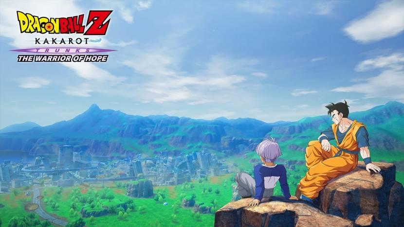 Dragon Ball Z: Kakarot DLC - Trunks Warrior of Hope