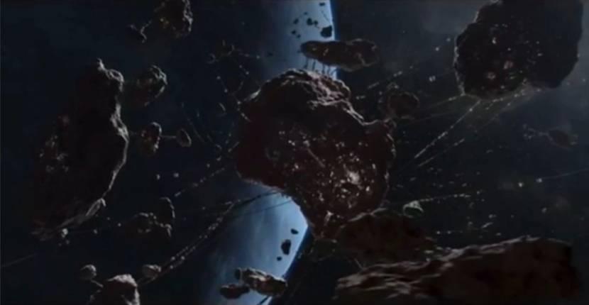Eerste beelden van Halo tv-serie gelekt