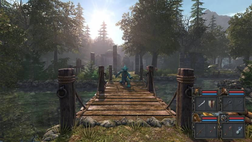 PILE OF SHAME   88. Legend of Grimrock II (2014)
