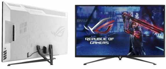 Officiële monitors voor Xbox Series X S onthuld