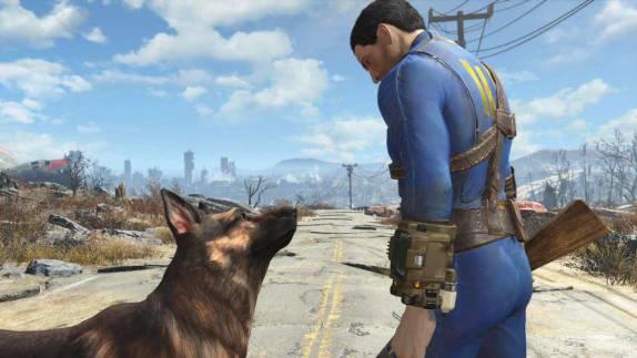 River, de hond waar Dogmeat van Fallout 4 op gebaseerd is, is overleden