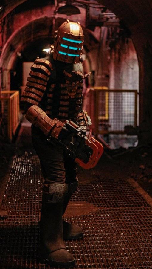 Geweldige Dead Space cosplay komt net op tijd voor onthulling van neuwe game