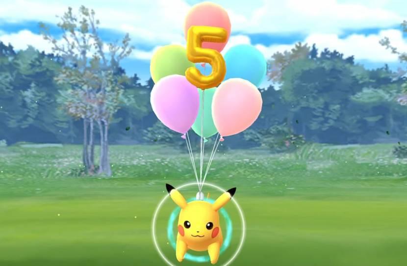 GUIDE   5 jaar Pokémon GO: hoe krijg je een Flying Pikachu?