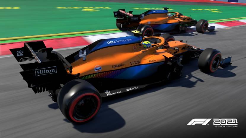 REVIEW | F1 2021 vlamt met hoge snelheid de nieuwe consolegeneratie in