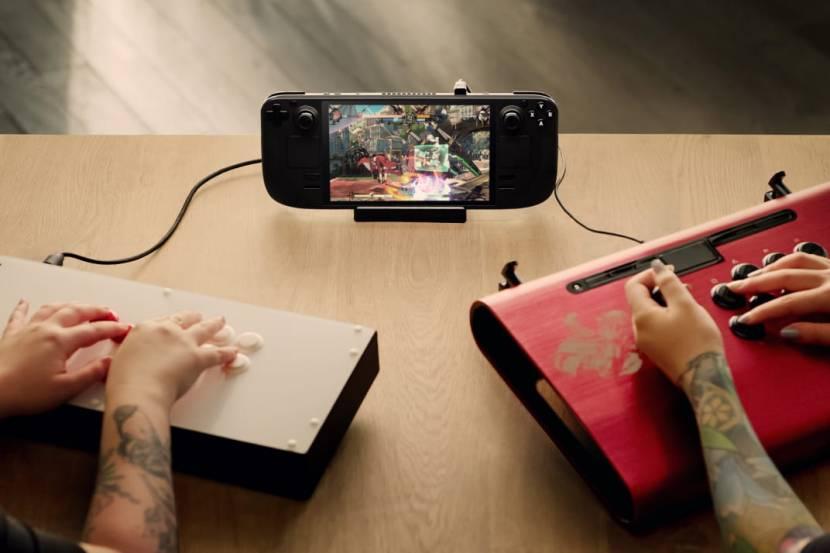 Steam Deck is handheld van Valve