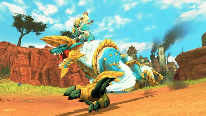 GUIDE   Alles of Royal Monsters in Monster Hunter Stories 2: Wings of Ruin