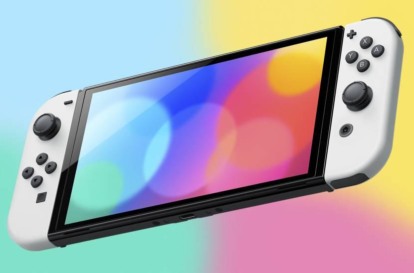 HANDS-ON   Nintendo Switch OLED-model toont Nintendo-figuren kleurrijker dan ooit
