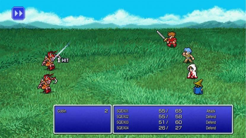 REVIEW | Final Fantasy Pixel Remaster Series toont eerste drie games