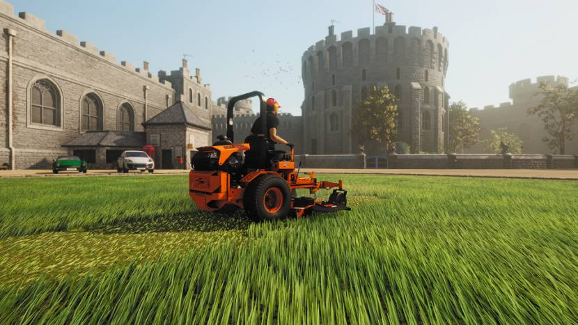 REVIEW   Lawn Mowing Simulator (embargo: 09/08 - 15u)