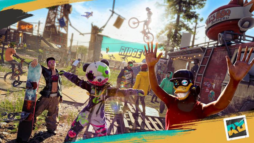HANDS-ON   Riders Republic raast richting release