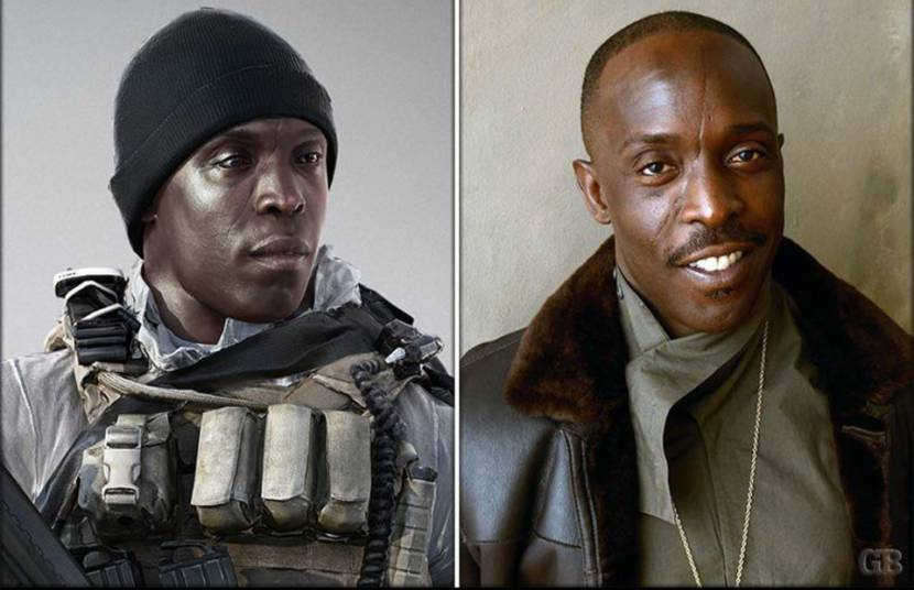 Battlefield-stemacteur en Hollywoodster Michael Williams overleden