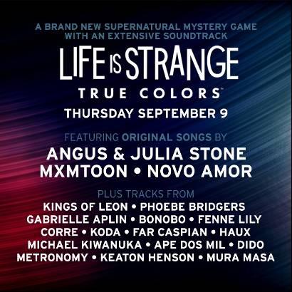 Life is Strange: True Colors dropt volledige soundtrack
