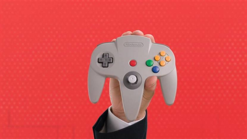 Nintendo Switch krijgt N64 games én controller